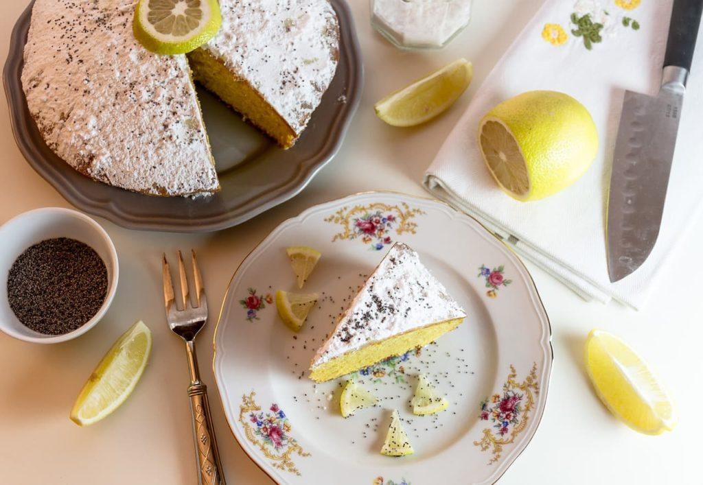 Idées recettes les meilleurs gâteaux d'anniversaire au citron