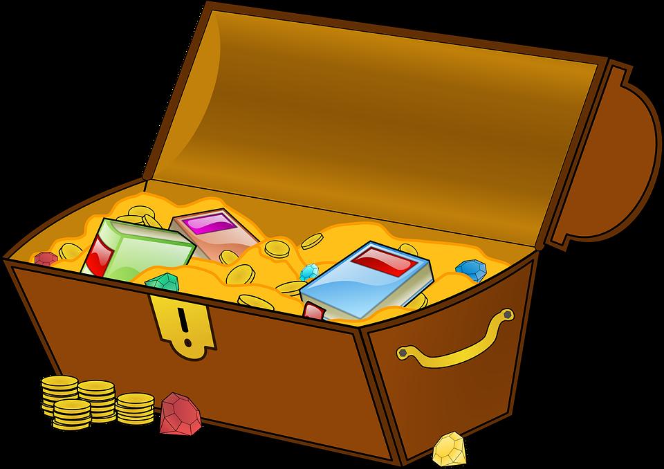 idée d'activité d'anniversaire chasse au trésor