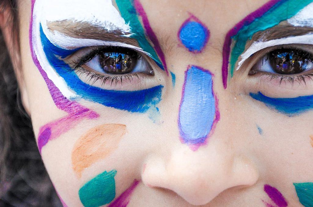 idée d'activité d'anniversaire maquillage