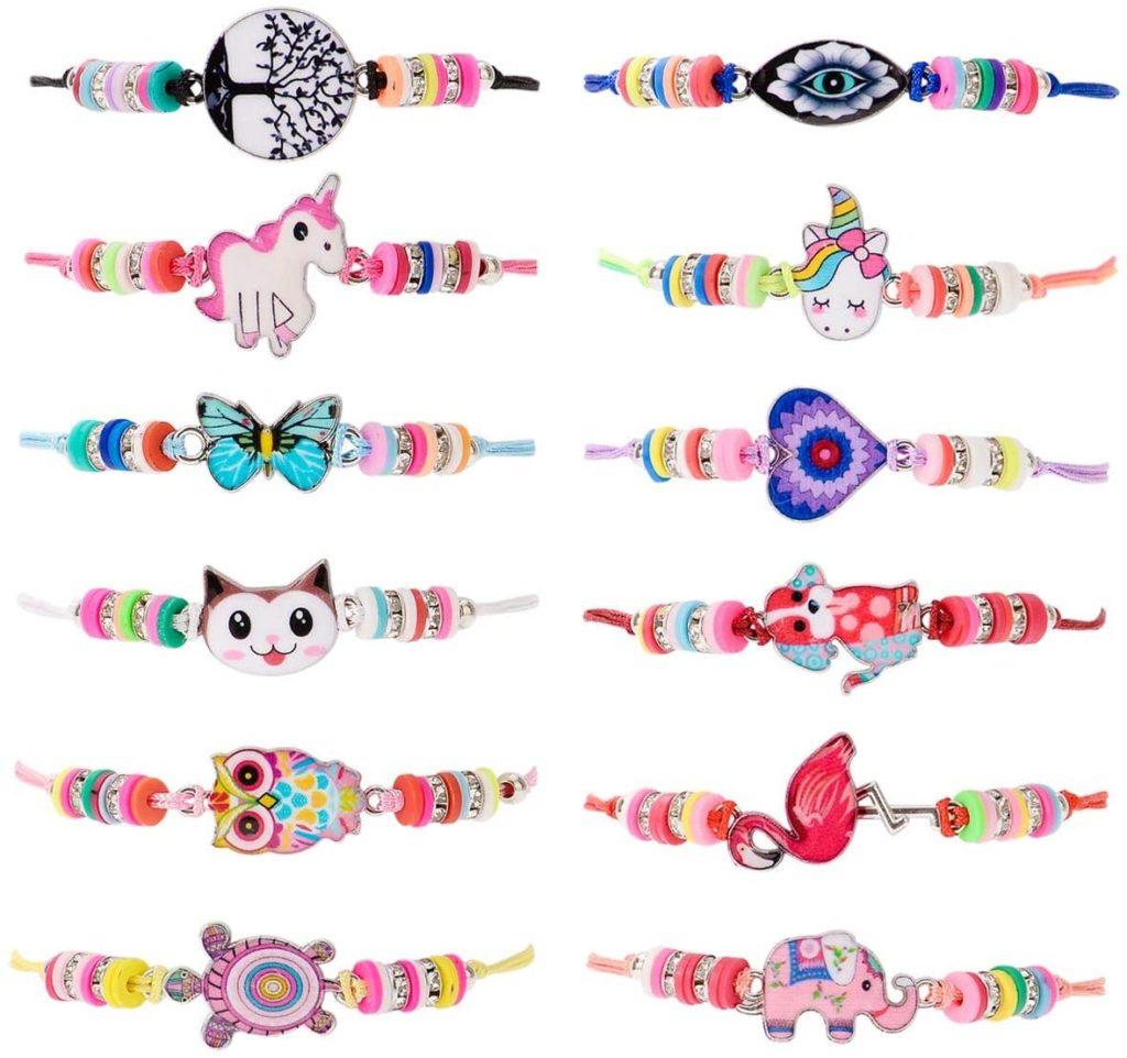idée-anniversaire-bracelet amitiés filles
