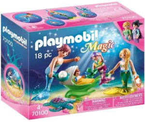 Playmobil-Famille de Sirènes