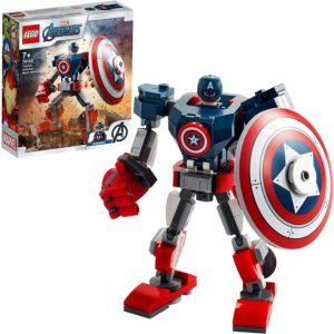 Figurine-Avengers