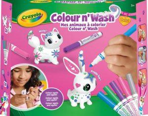 Crayola colour n' wash